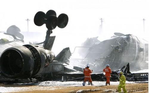 Авиакатастрофа Самара