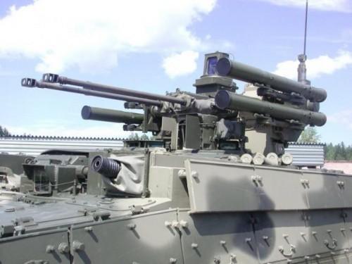 Боевой модуль Штурм